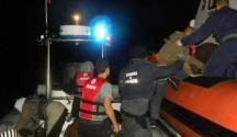 Immigrazione: soccorso barcone con 148 migranti nel crotonese