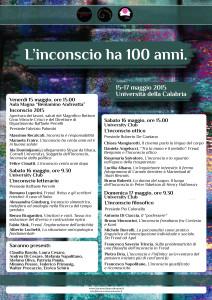 locandina_l'inconscio ha 100 anni