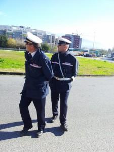polizia municipale foto