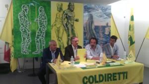 Un momento della Conferenza Stampa al Museo di Reggio Calabria