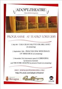 adopt a theatre