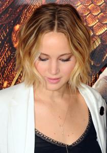 Jennifer Lawrence e il suo Wavy Wob