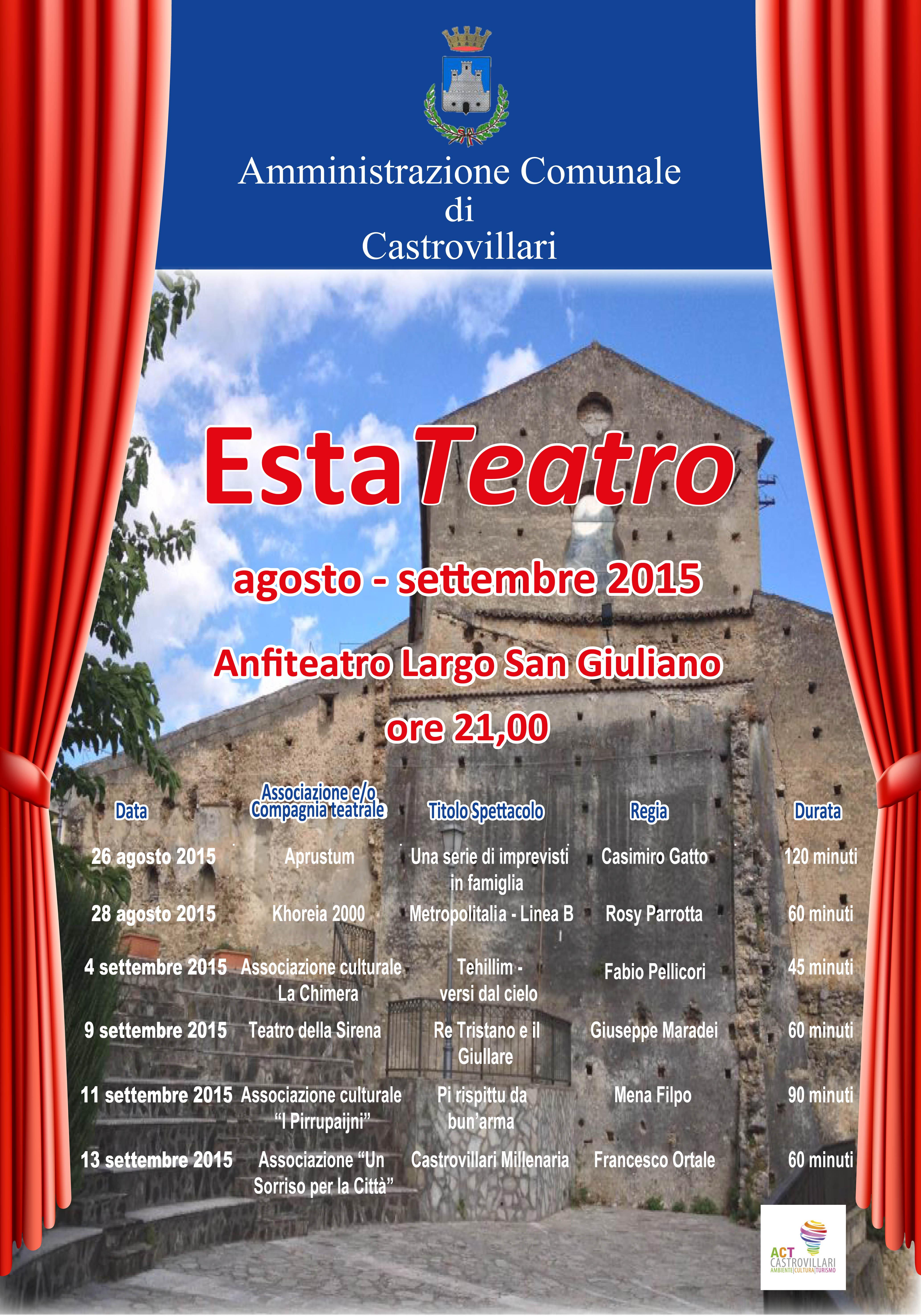 CITTA' DI CASTROVILLARI