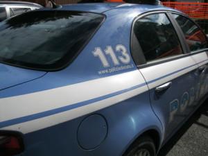Polizia: una volante della Questura di Catanzaro