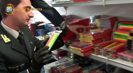 Contraffazione: Gdf,sequestrati 130 mln di prodotti nel 2013