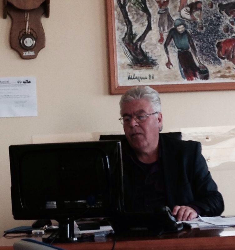 CALOPEZZATI Sindaco Franco Cesare Mangone