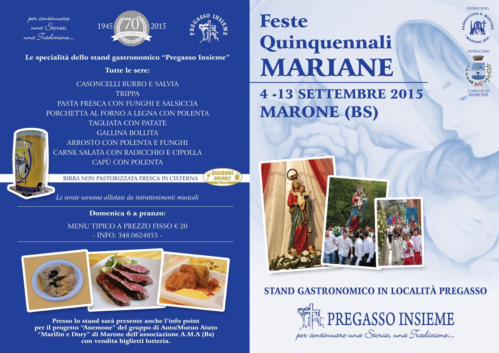 Feste Mariane
