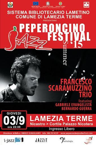 Francesco Scaramuzzino in concerto