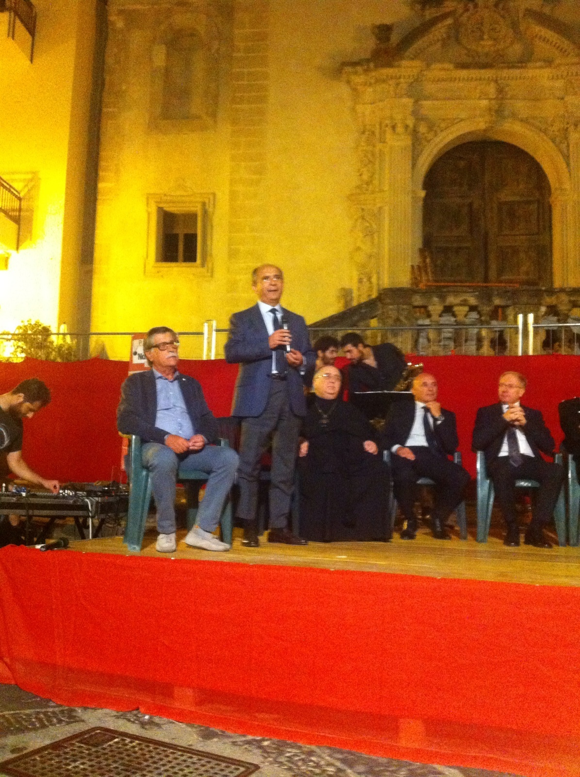 Intervento introduttivo di Salvatore Magarò