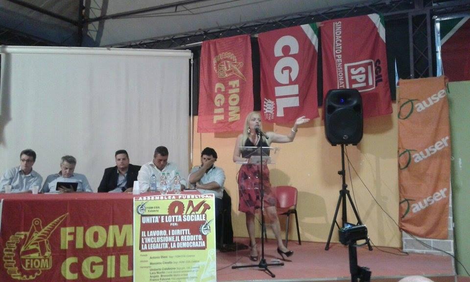 Prof.ssa Lara Nocito tra i relatori