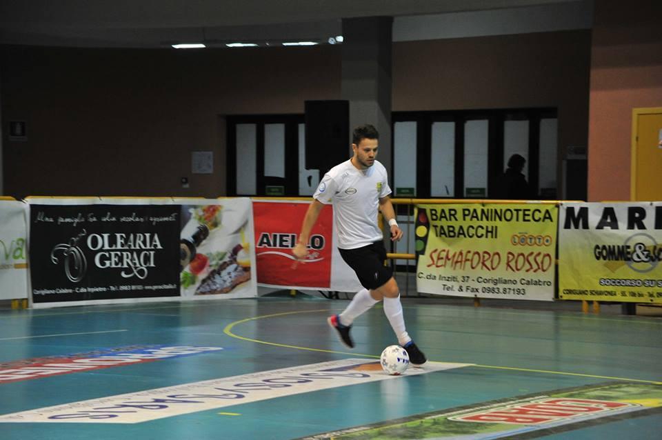 Viera Bomber Corigliano Futsal
