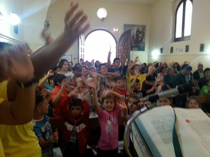 contest in chiesa