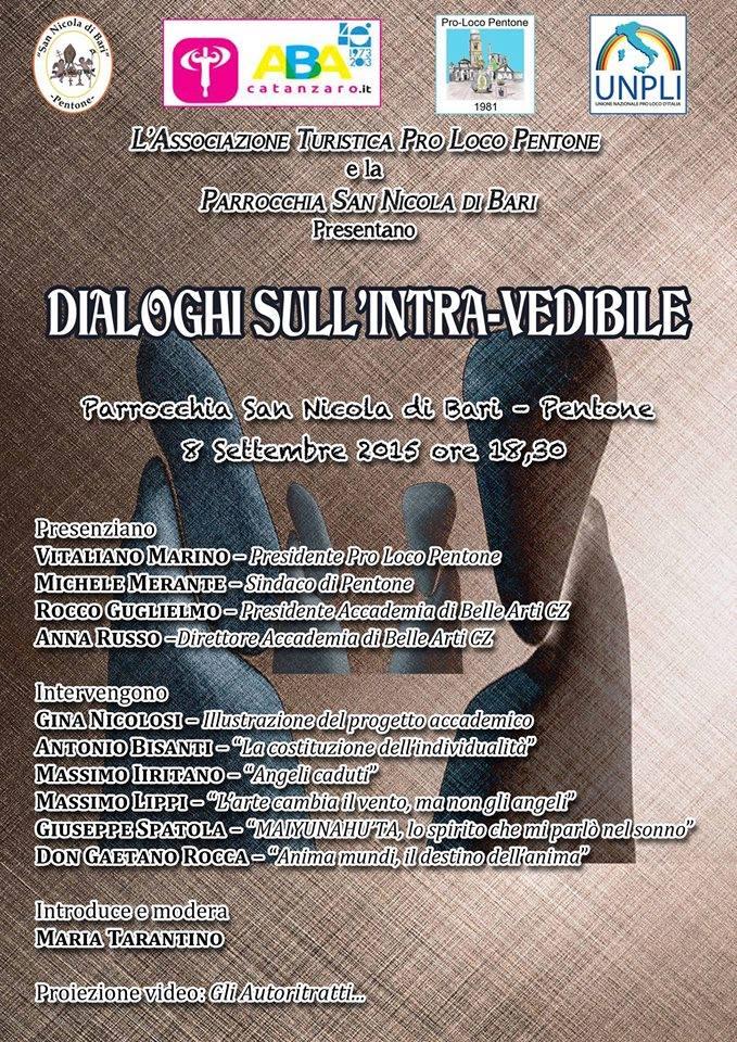 dialoghi intravedibile_pentone