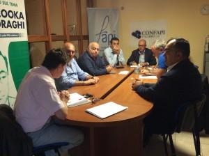 incontro Confapi Calabria Unionmeccanica