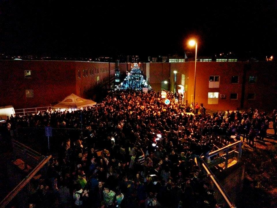 notte dei ricercatori 2014