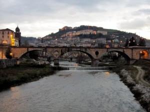 Cosenza ponte di Alarico