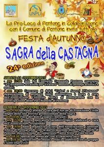 sagra castagna_pentone_2015_locandina