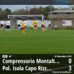 Fonte: Pagina ufficiale Facebook - Polisportiva Isola capo Rizzuto