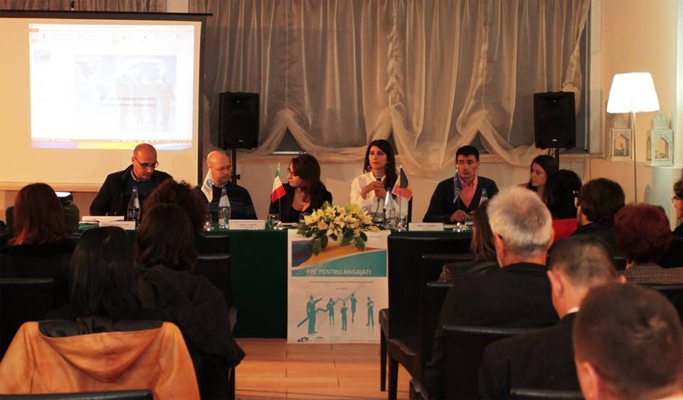 Incontro formazione Romania-Calabria A