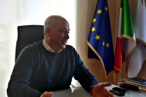 Klaus Algeri, Presidente della Camera di Commercio di Cosenza