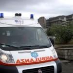 Ambulanza - morte sul lavoro