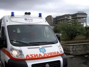 Ambulanza – morte sul lavoro