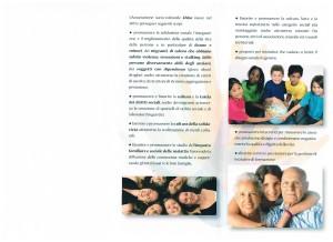 Fronte brochure