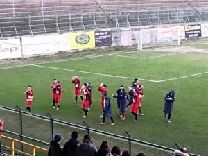 Dopo Acri-Paolana 2-0
