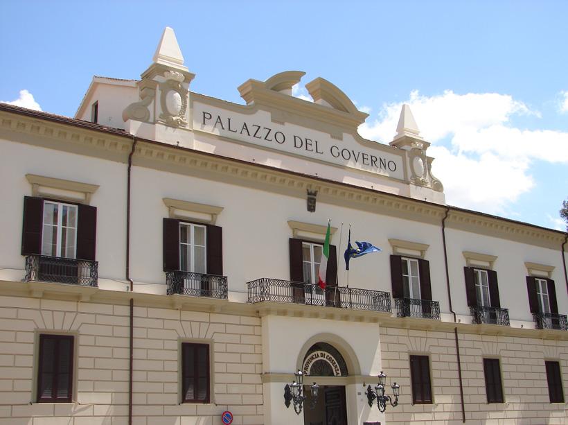 Sede storica provincia di Cosenza