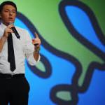 Matteo Renzi alla Leopolda 2015