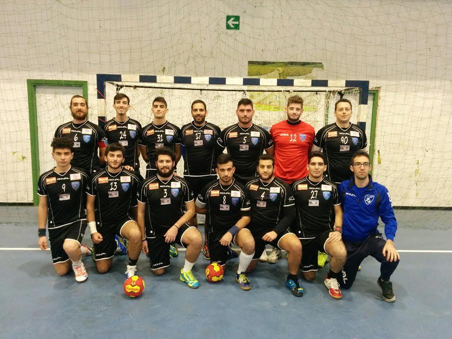 pallamano maschile team handball reggio calabria