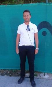 Il Team Manager  del Corigliano Giovanni Pirozzi