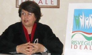 On. Angela Napoli