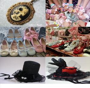 accessori lolita
