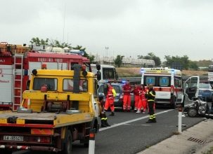 incidente autostrada generica