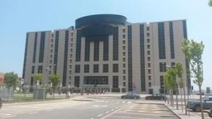 La cittadella regionale degli uffici a Germaneto di Catanzaro.