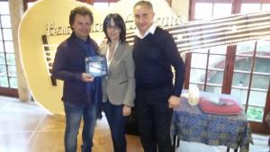 Franco Fasano, Anna Tripodi, Giuseppe Pipicelli_