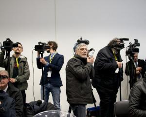 I cineoperatori in attesa di Renzi