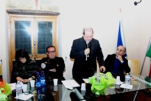 L'intervento di Monsignor Oliva