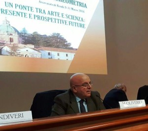 Oliverio all'unical 2