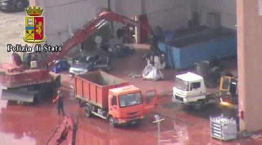 Criminalità/Ricettazione e riciclaggio di rame, diversi arresti a Cosenza