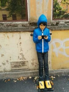 bambino digitale