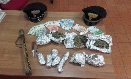 Arresti marijuana