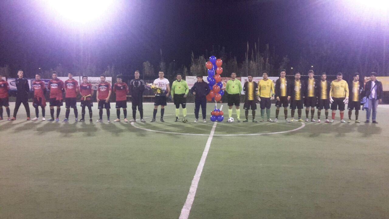Finale Serie D Champions delle parrocchie Boscolandia – San Vito Martire