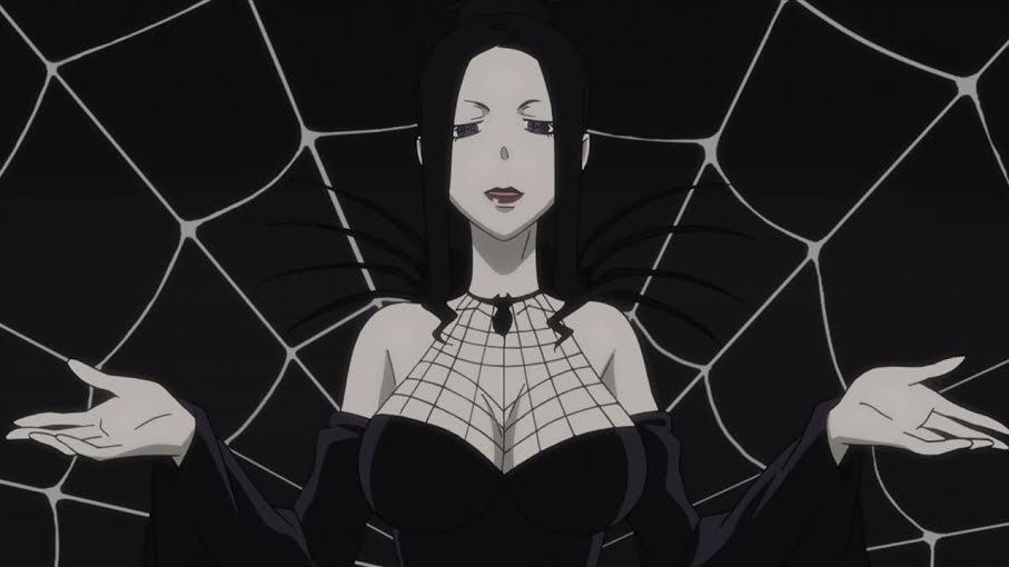 Anime I Ragni Nellanimazione Nipponica