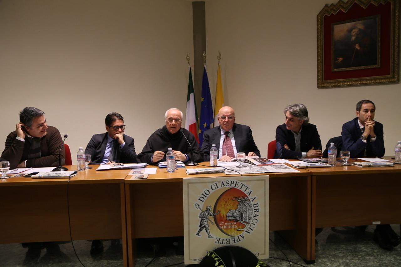 conferenza centenario san francesco di paola