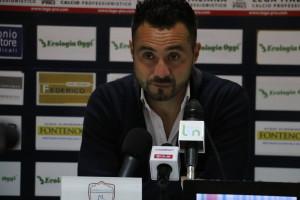 Roberto De Zerbi interviste Cosenza - Foggia