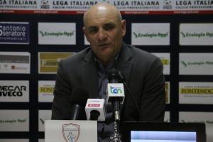 Giorgio Roselli interviste Cosenza - Foggia
