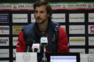 Luca Tedeschi interviste Cosenza - Foggia
