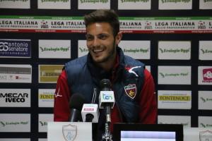 Edoardo Blondett interviste Cosenza - Foggia